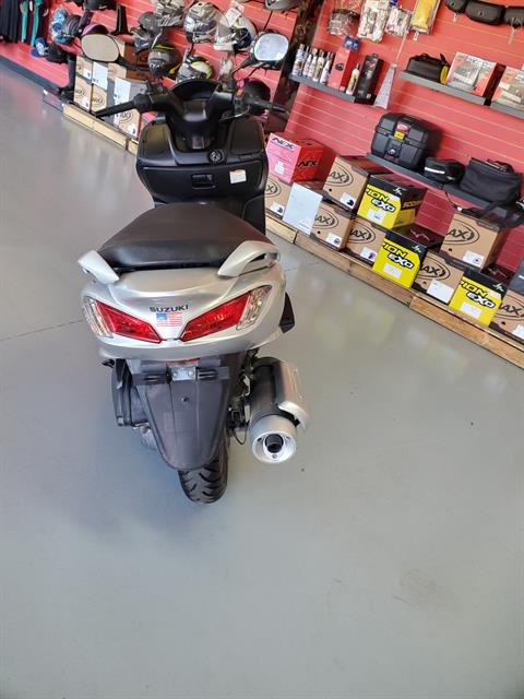 2014 Suzuki Burgman™ 200 ABS in Lafayette, Indiana - Photo 3