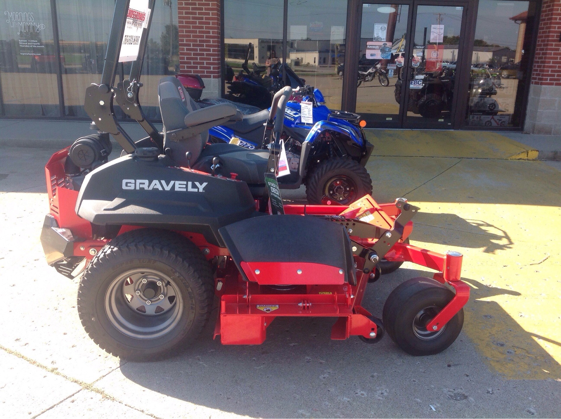 2019 Gravely USA Pro-Turn 260 60 in. Kawasaki FX850V 27 hp in Lafayette, Indiana - Photo 3