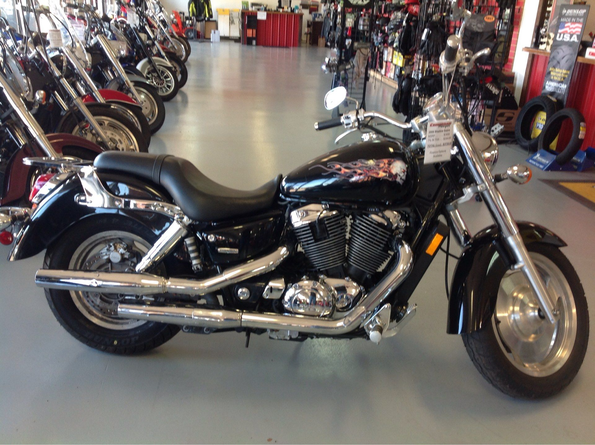 2006 Honda SHADOW SABRE in Lafayette, Indiana - Photo 3
