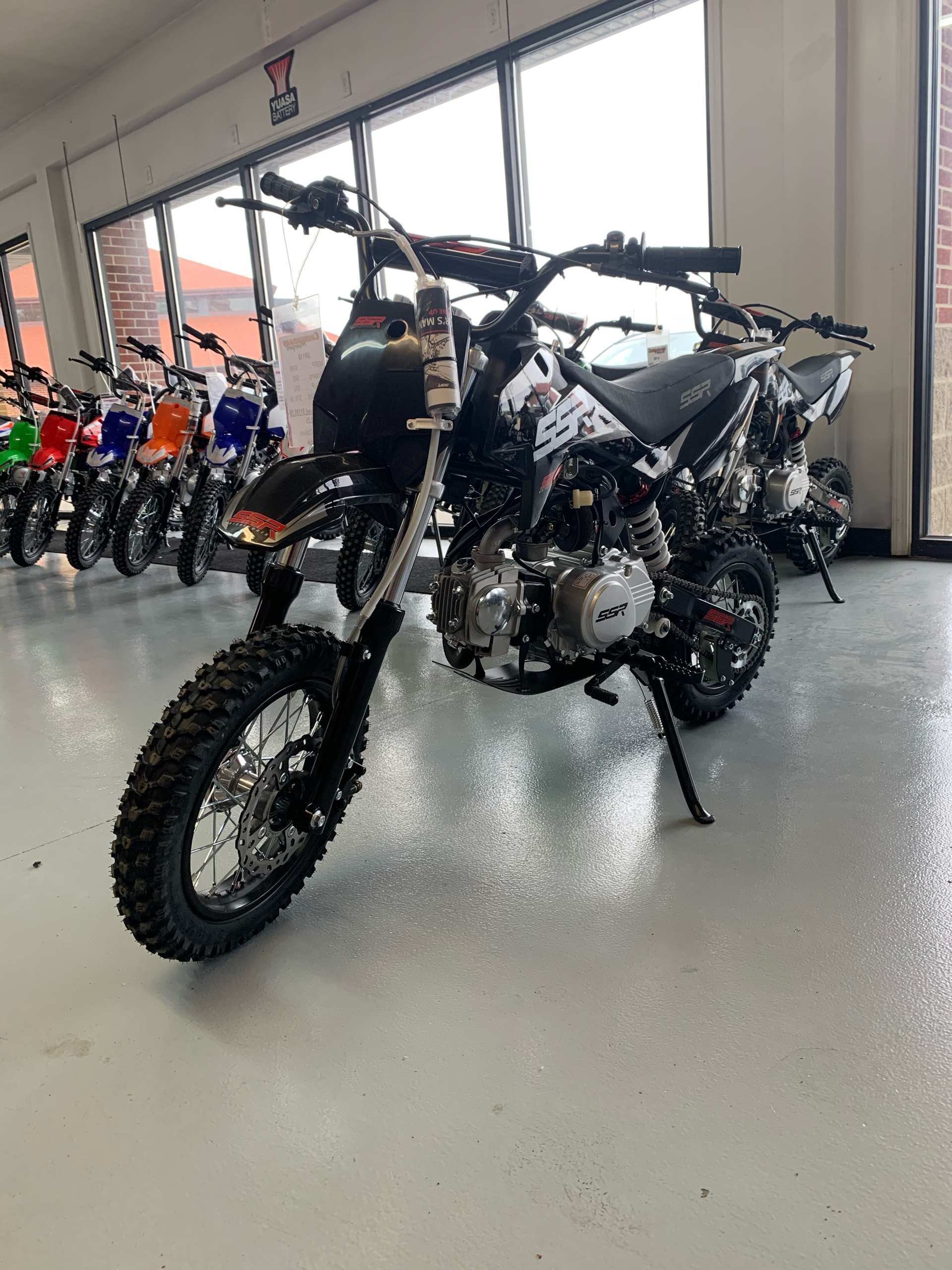 2021 SSR Motorsports SR110 in Lafayette, Indiana - Photo 1