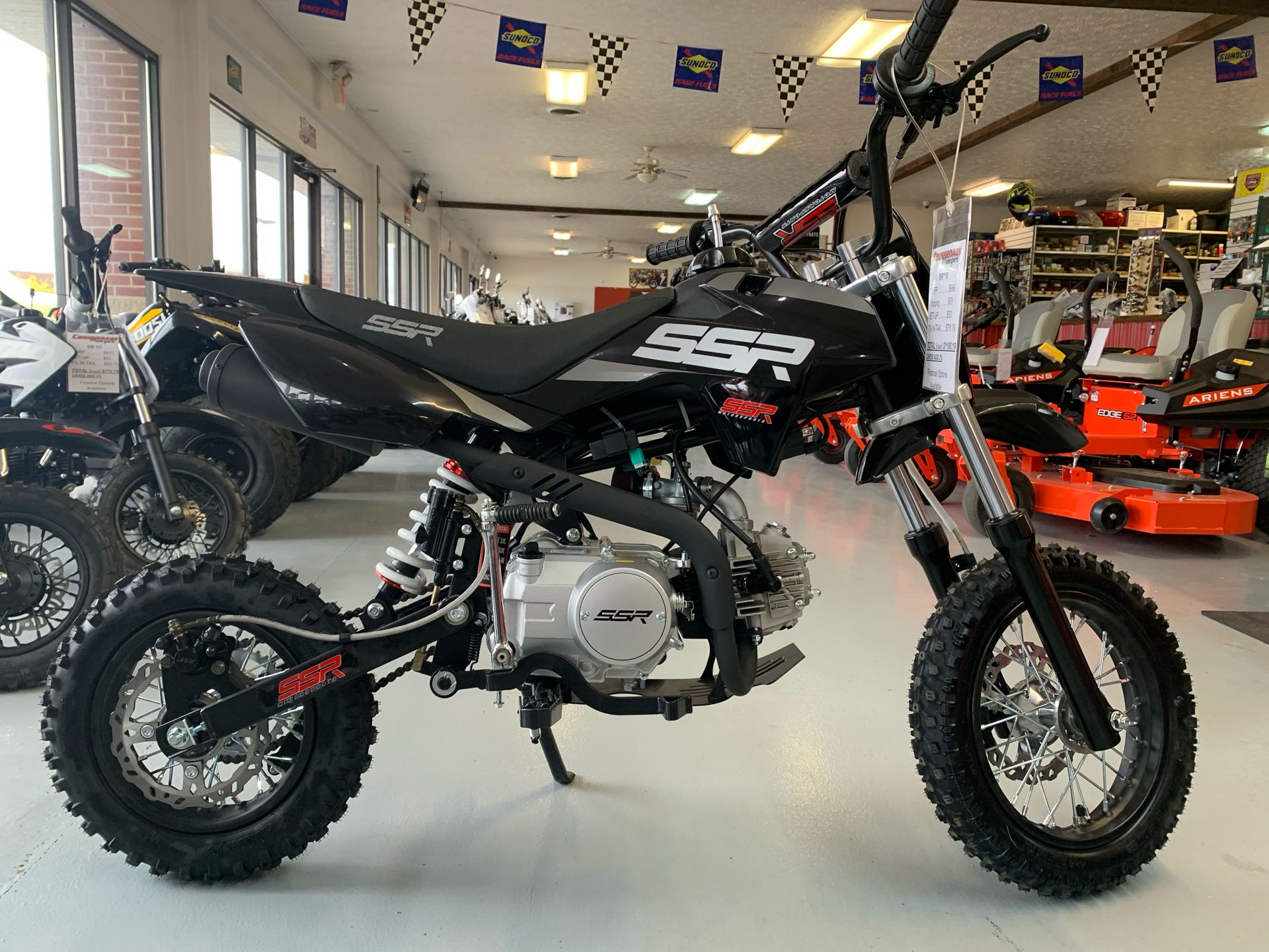 2021 SSR Motorsports SR110 in Lafayette, Indiana - Photo 3
