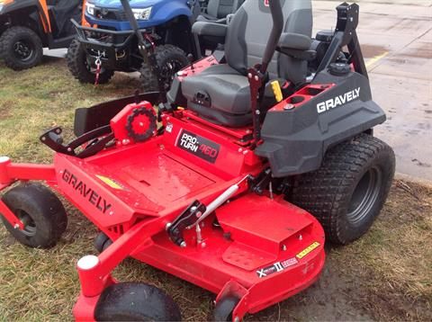 2019 Gravely USA Pro-Turn 460 60 in. Yamaha MX825V EFI 33 hp in Lafayette, Indiana - Photo 1