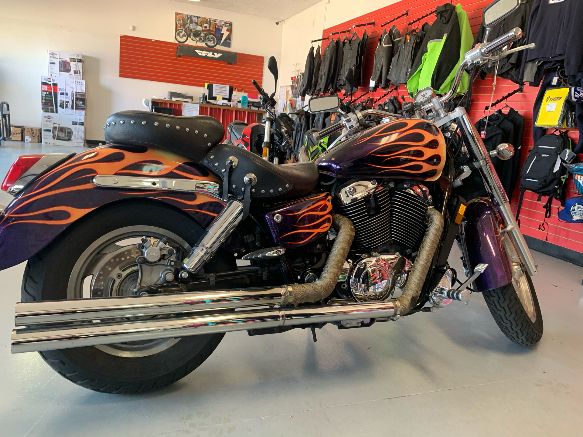 2000 Honda Shadow Sabre in Lafayette, Indiana - Photo 5