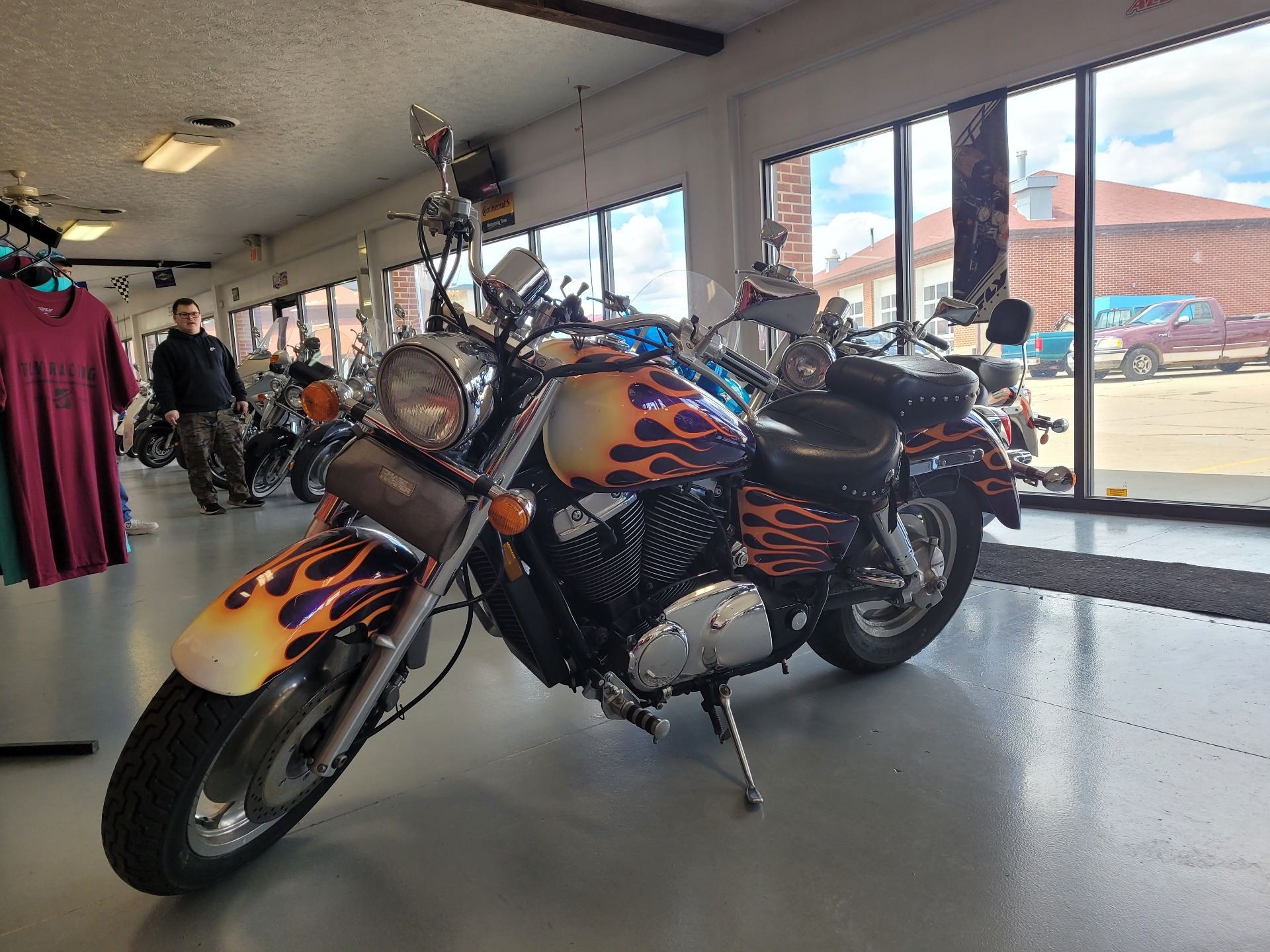 2000 Honda Shadow Sabre in Lafayette, Indiana - Photo 6