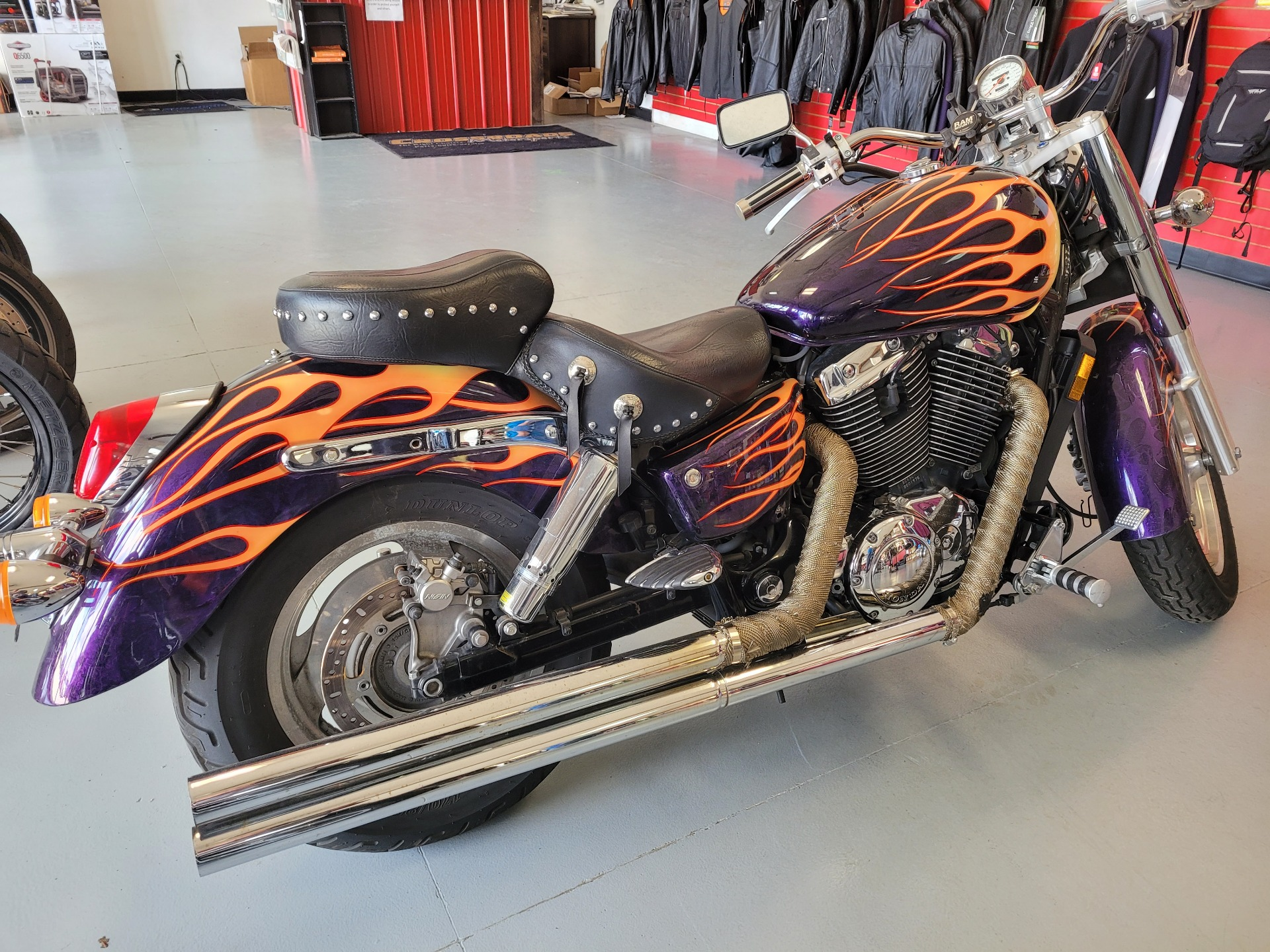 2000 Honda Shadow Sabre in Lafayette, Indiana - Photo 8