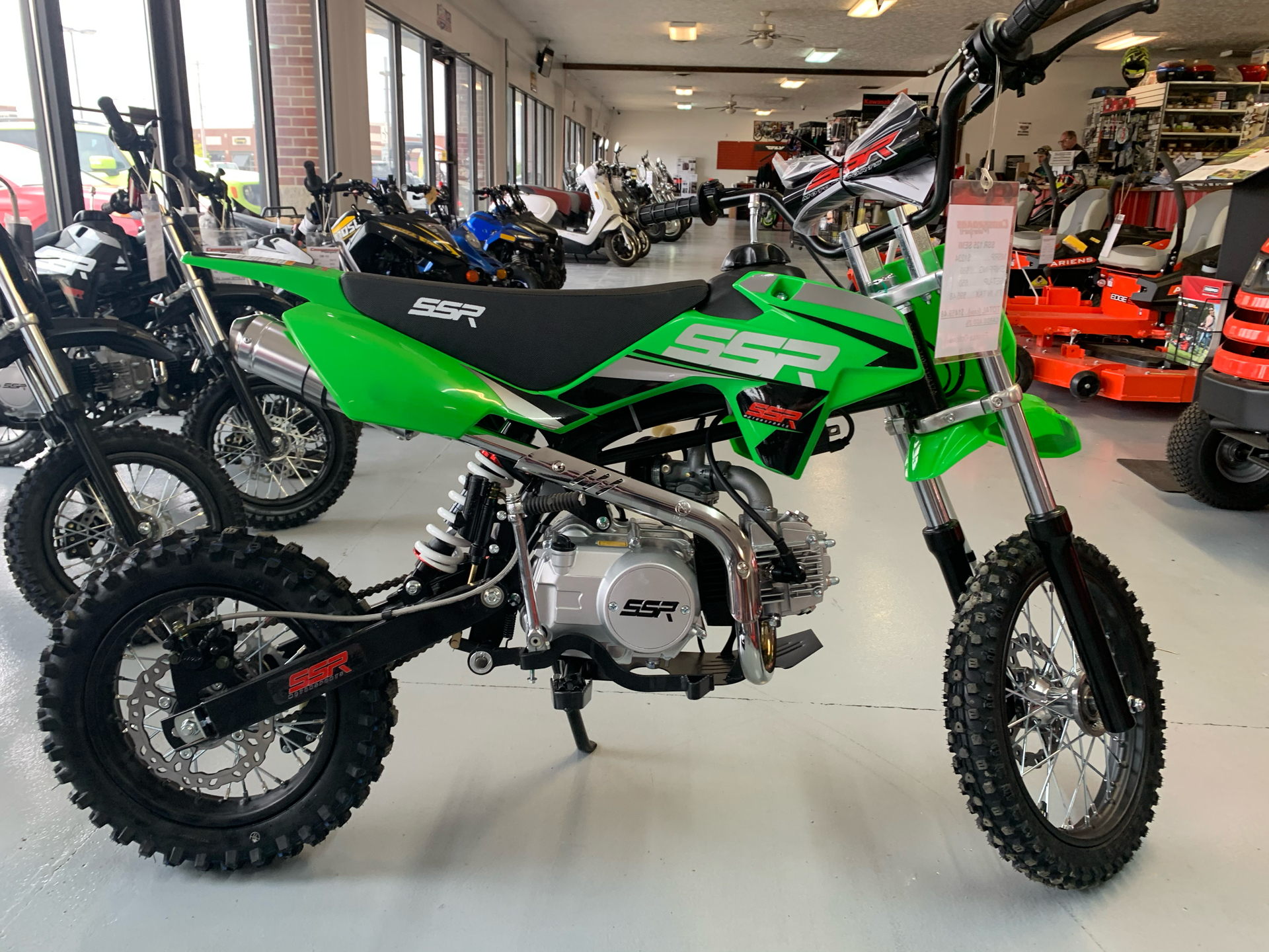 2021 SSR Motorsports SR125 Semi in Lafayette, Indiana - Photo 3