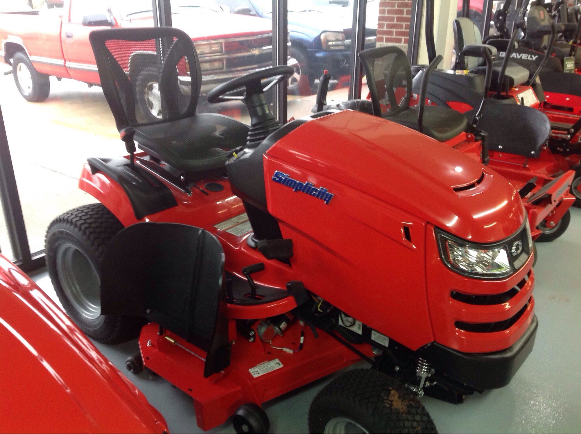 2019 Simplicity Conquest 52 in. Briggs & Stratton 25 hp in Lafayette, Indiana - Photo 3