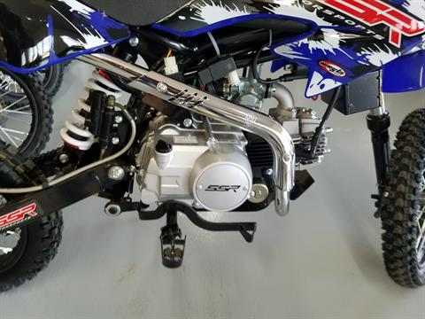 2018 SSR Motorsports SR125 Auto in Lafayette, Indiana - Photo 6