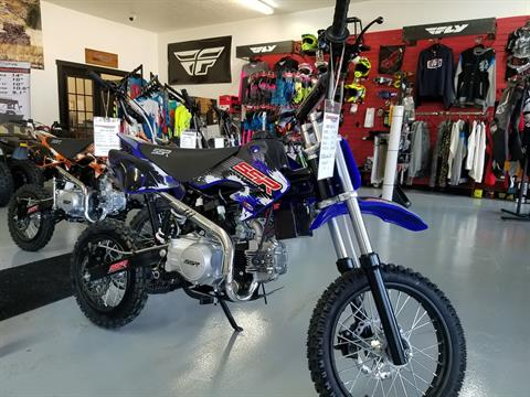 2018 SSR Motorsports SR125 Auto in Lafayette, Indiana - Photo 8