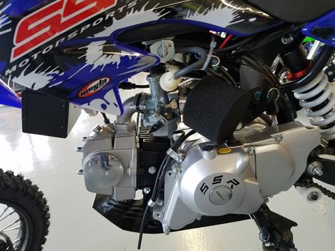 2018 SSR Motorsports SR125 Auto in Lafayette, Indiana - Photo 9