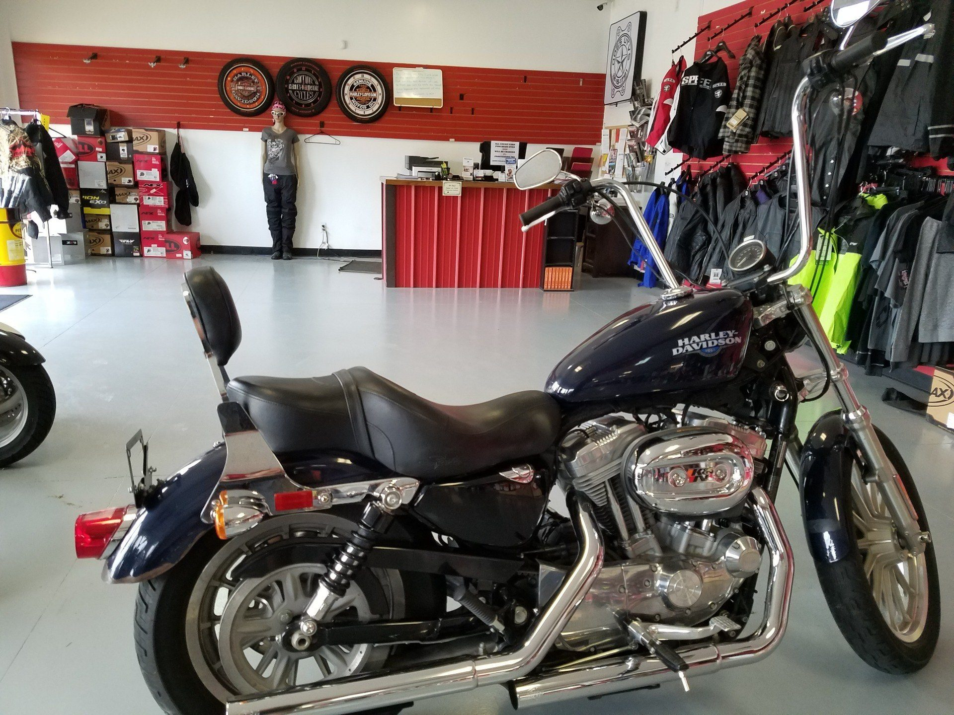 2009 Harley-Davidson Sportster 883 Low in Lafayette, Indiana