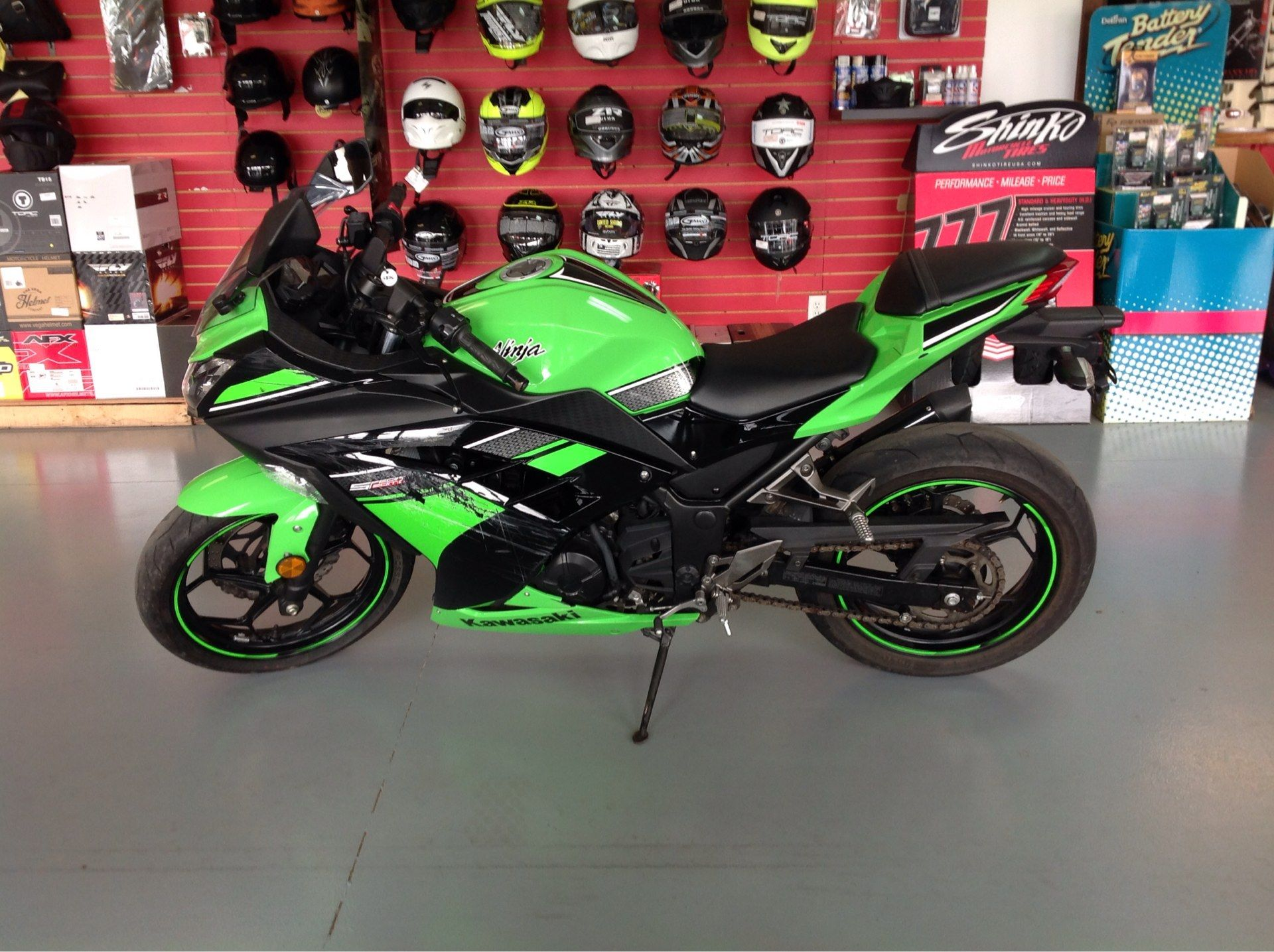 2013 Kawasaki Ninja® 300 in Lafayette, Indiana - Photo 1