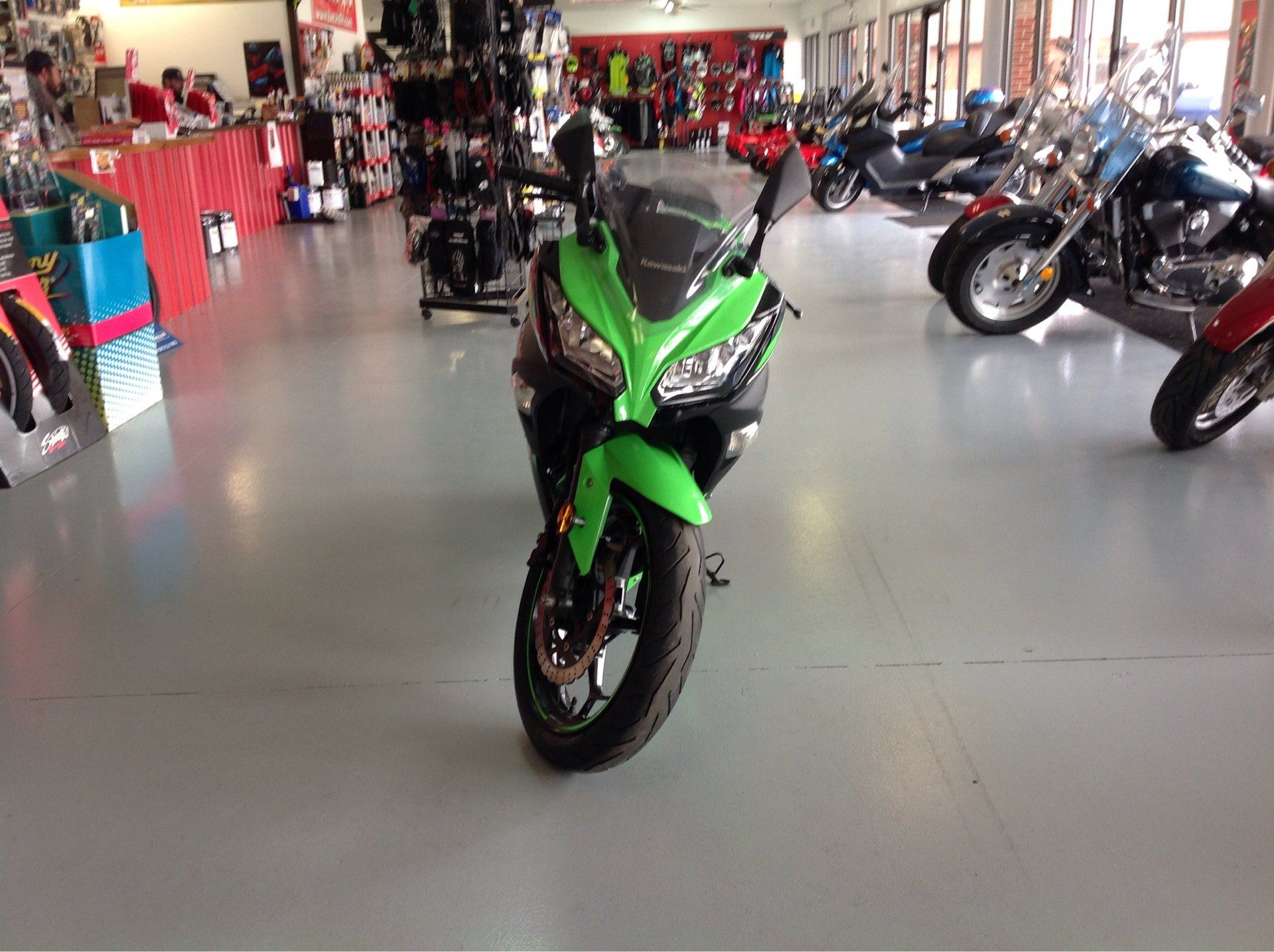 2013 Kawasaki Ninja® 300 in Lafayette, Indiana - Photo 4