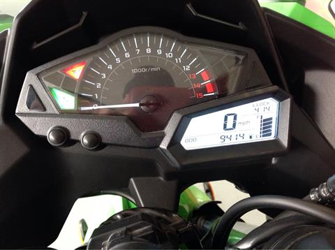 2013 Kawasaki Ninja® 300 in Lafayette, Indiana - Photo 5