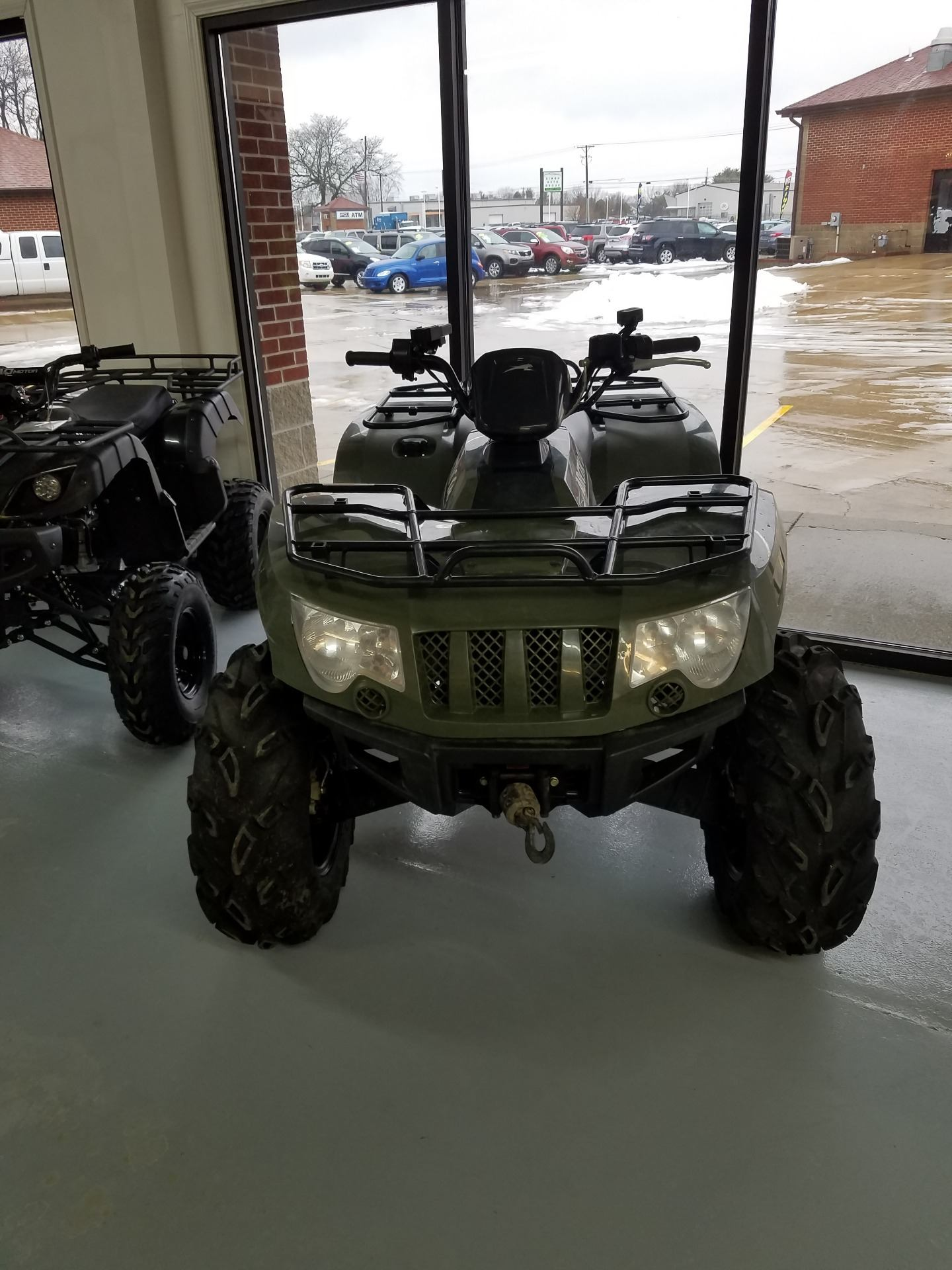 2016 Arctic Cat Alterra 500 XT in Lafayette, Indiana - Photo 7