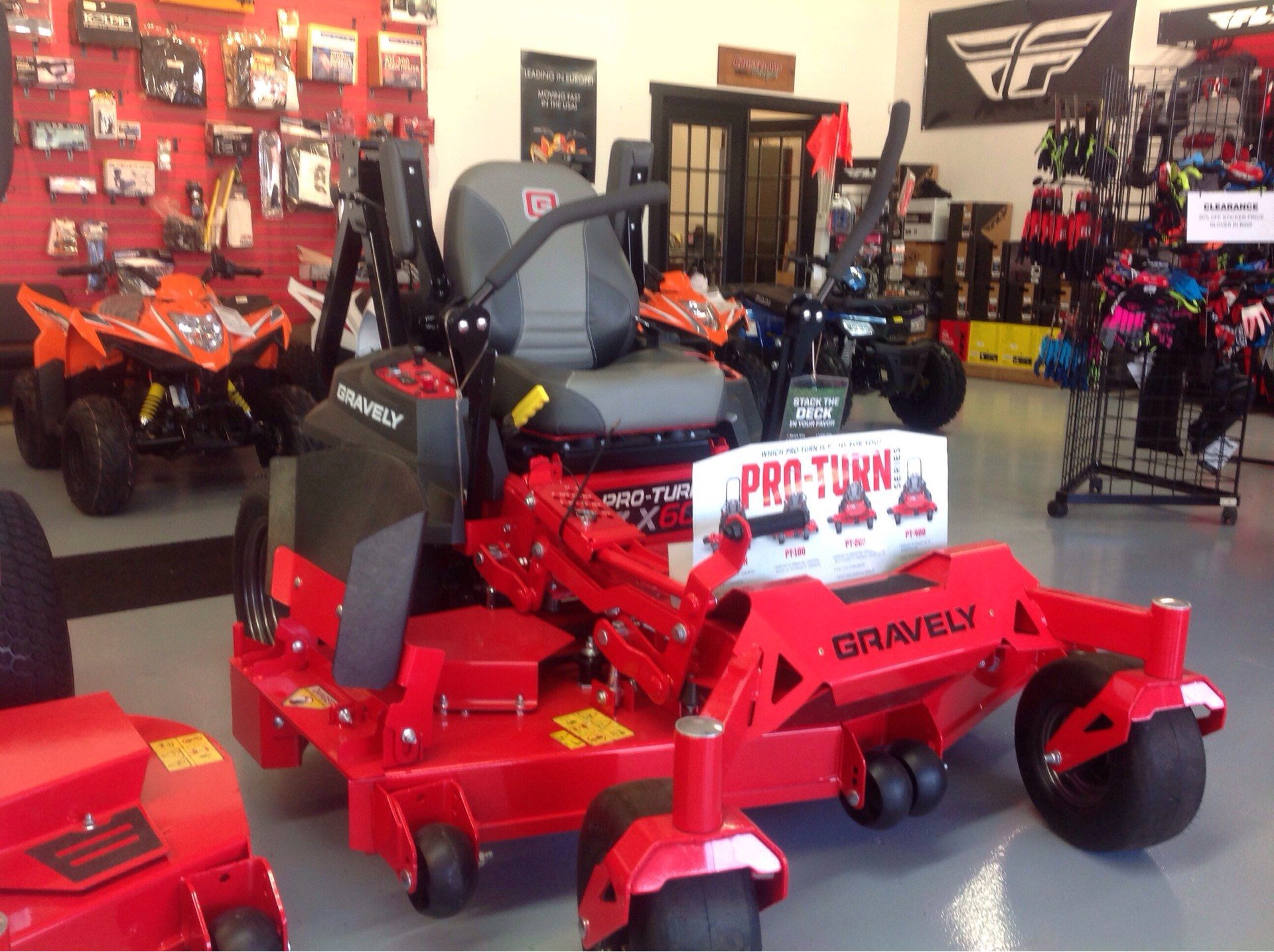 2019 Gravely USA Pro-Turn ZX 60 in. Kawasaki FX730V 23.5 hp in Lafayette, Indiana - Photo 1