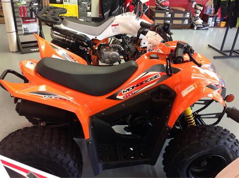 2019 Kymco Mongoose 90s in Lafayette, Indiana - Photo 1
