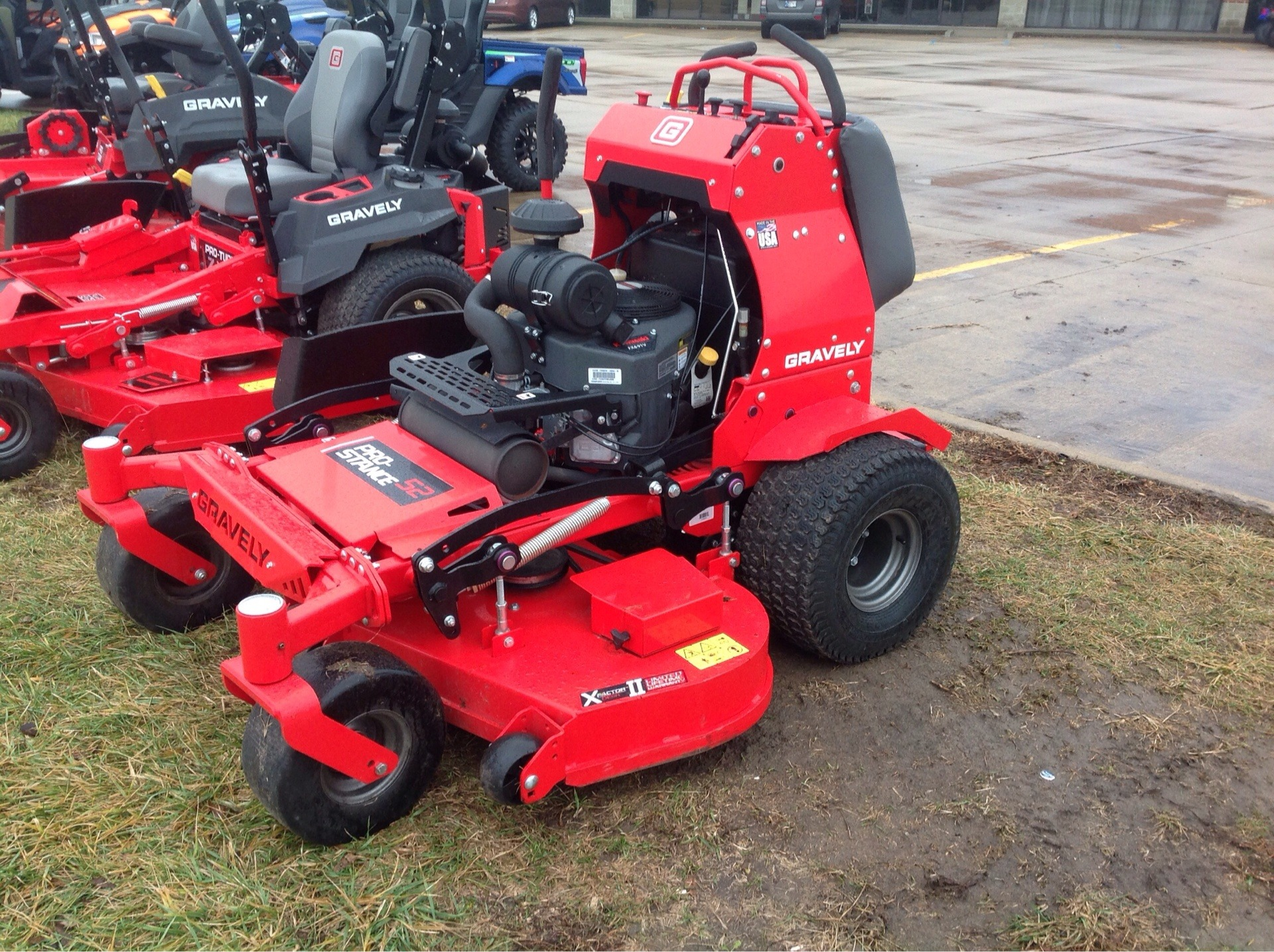 2019 Gravely USA Pro-Stance FL 52 in. Kawasaki FX691V 22 hp in Lafayette, Indiana - Photo 2