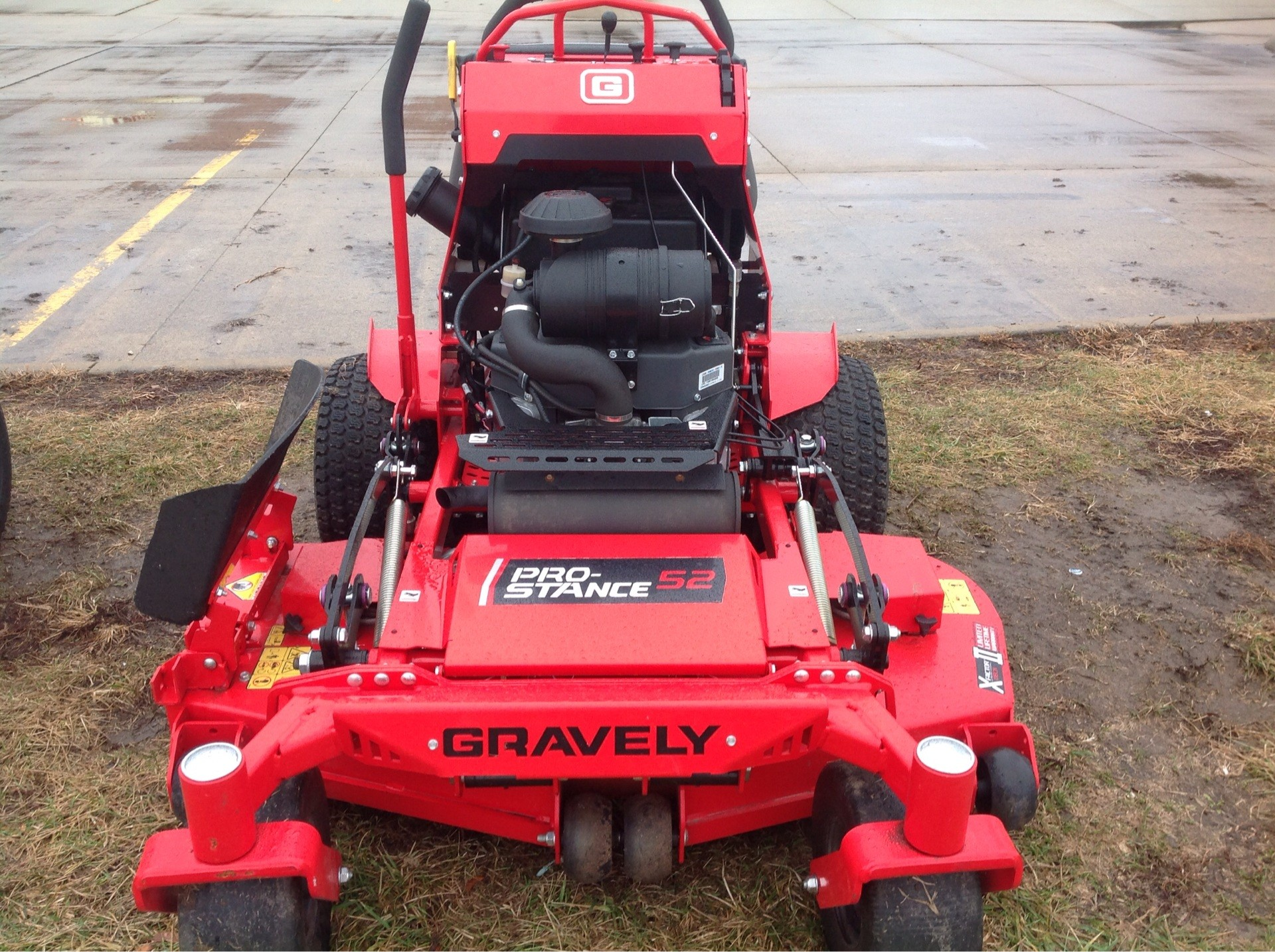 2019 Gravely USA Pro-Stance FL 52 in. Kawasaki FX691V 22 hp in Lafayette, Indiana - Photo 1