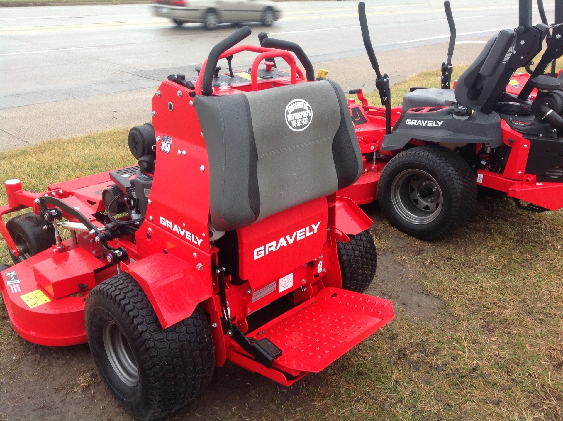 2019 Gravely USA Pro-Stance FL 52 in. Kawasaki FX691V 22 hp in Lafayette, Indiana - Photo 5