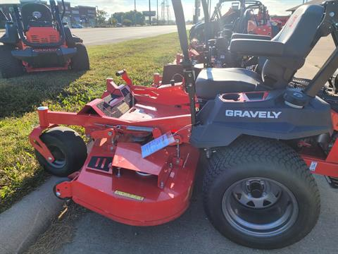 2020 Gravely USA Pro-Turn Z 60 in. Gravely 764 Pro 26.5 hp in Lafayette, Indiana - Photo 1