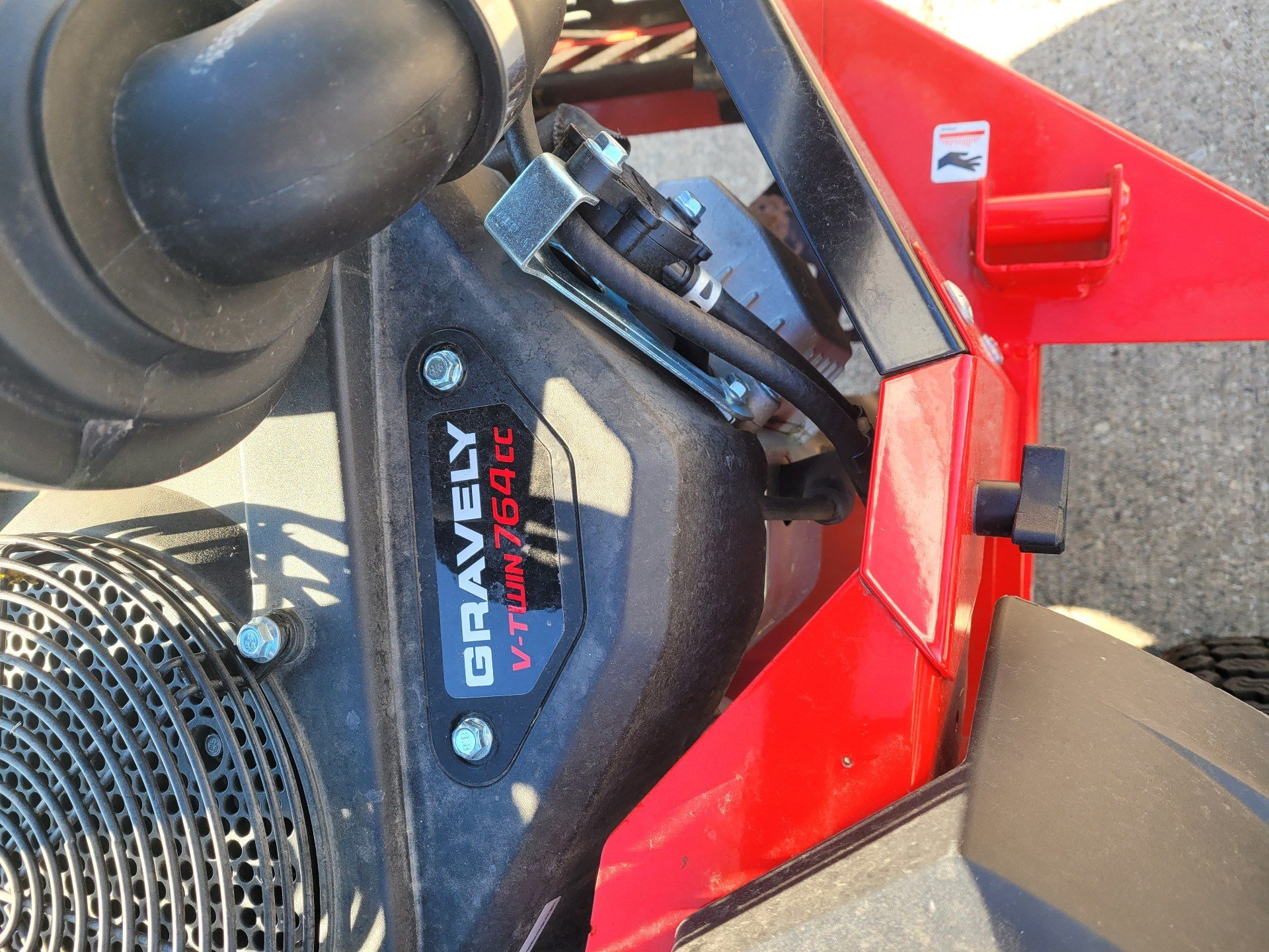 2020 Gravely USA Pro-Turn Z 60 in. Gravely 764 Pro 26.5 hp in Lafayette, Indiana - Photo 2