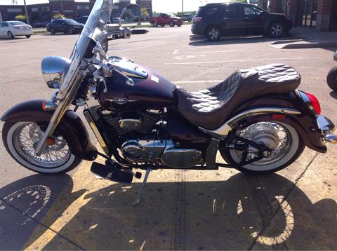 2009 Suzuki Boulevard C50 in Lafayette, Indiana - Photo 3