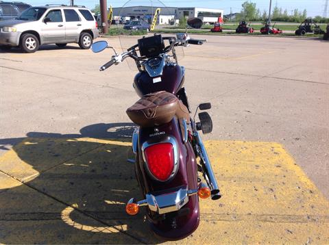 2009 Suzuki Boulevard C50 in Lafayette, Indiana - Photo 4
