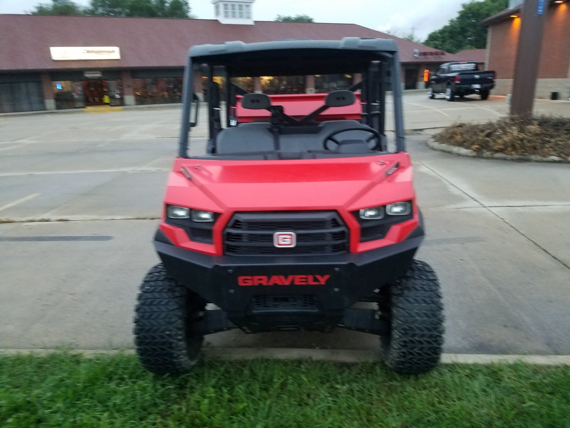 2015 Gravely USA Atlas JSV 6000 EFI Gas Crew in Lafayette, Indiana