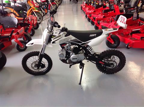 2019 SSR Motorsports SR125 in Lafayette, Indiana - Photo 1