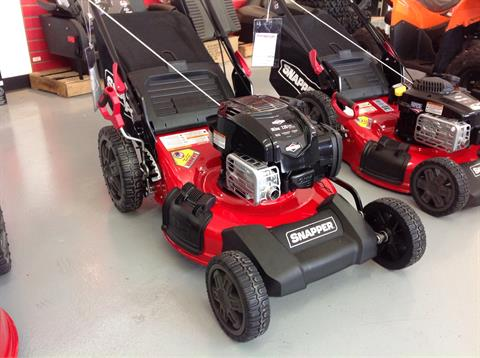 Snapper Quiet 21 in. Briggs & Stratton 725 EXi Self-Propelled in Lafayette, Indiana - Photo 1