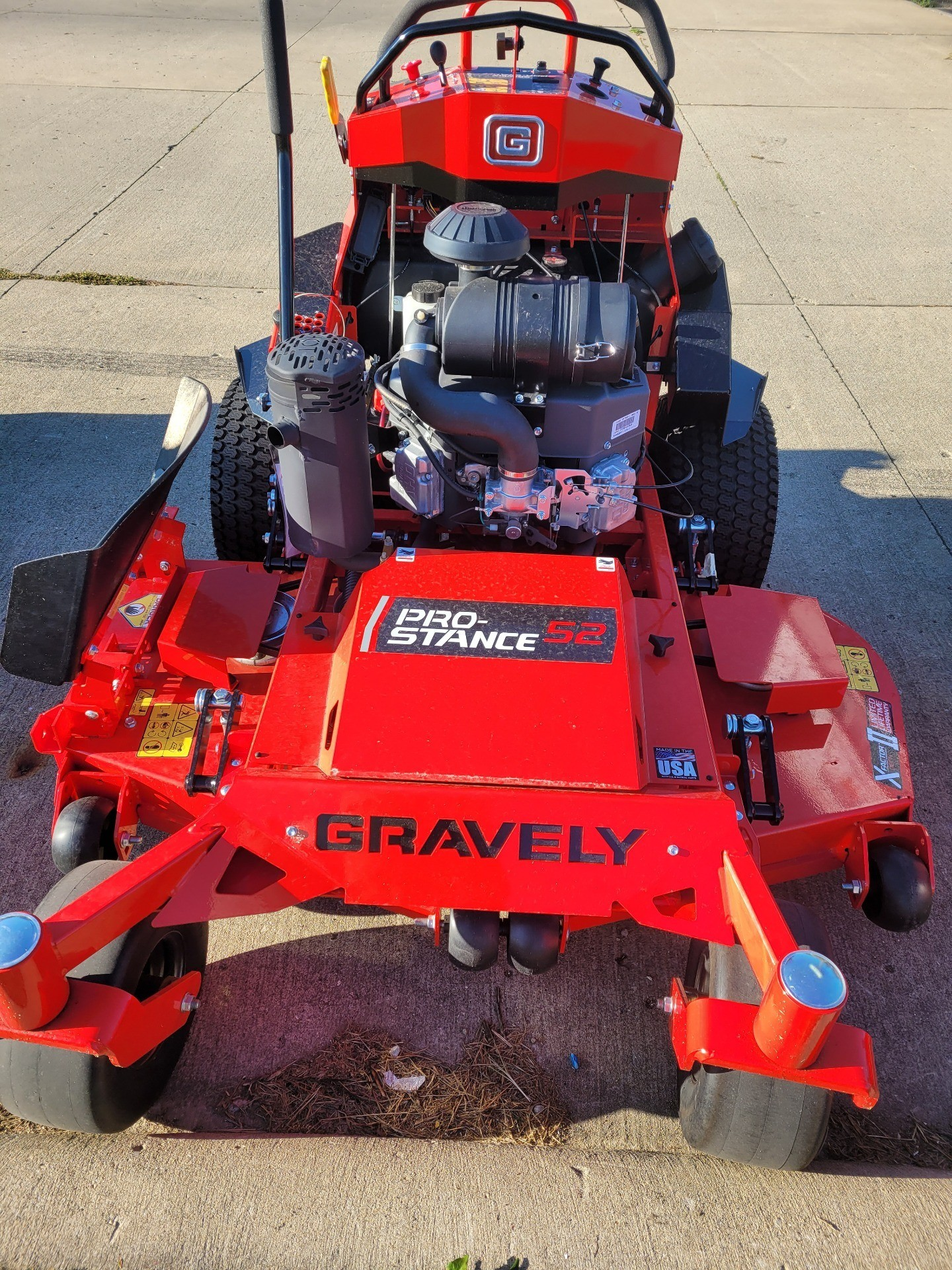 2020 Gravely USA Pro-Stance FL 52 in. Kawasaki FX730V 23.5 hp in Lafayette, Indiana - Photo 2