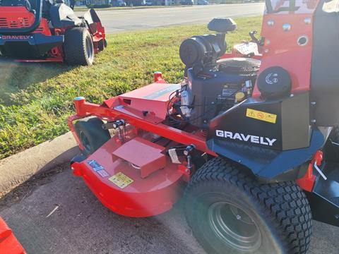 2020 Gravely USA Pro-Stance FL 52 in. Kawasaki FX730V 23.5 hp in Lafayette, Indiana - Photo 4