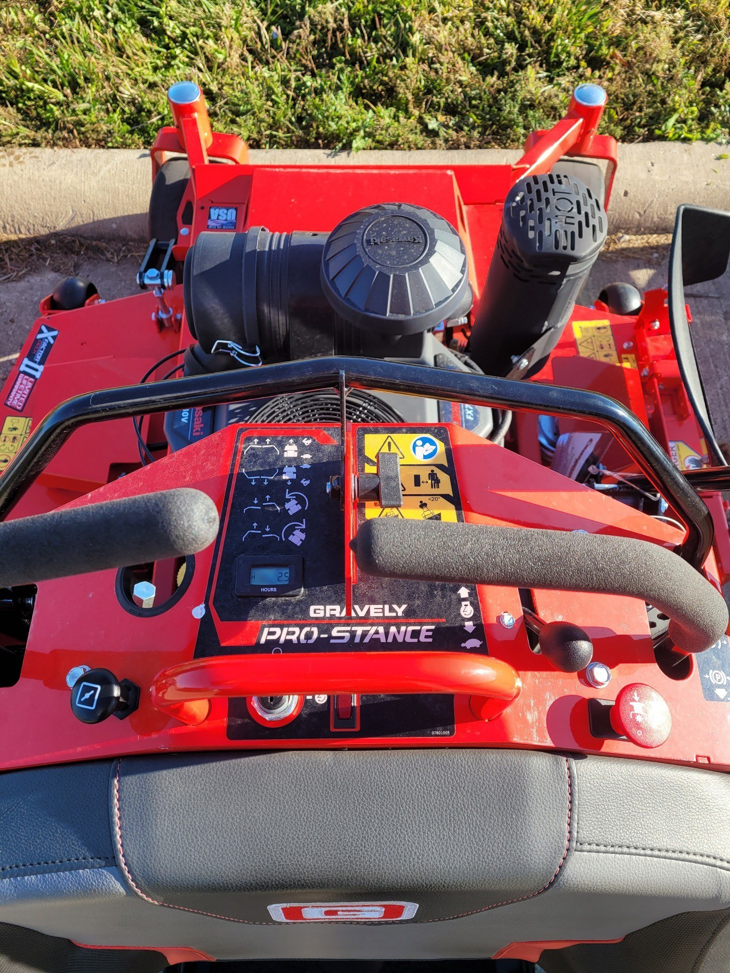 2020 Gravely USA Pro-Stance FL 52 in. Kawasaki FX730V 23.5 hp in Lafayette, Indiana - Photo 7