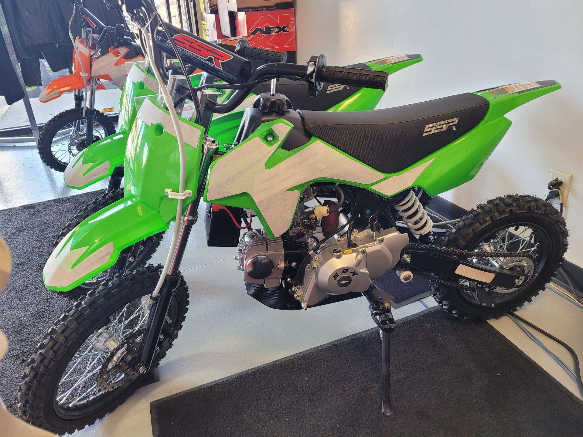 2021 SSR Motorsports SR125 Auto in Lafayette, Indiana - Photo 2