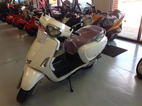 2019 Kymco Like 50i in Lafayette, Indiana - Photo 1