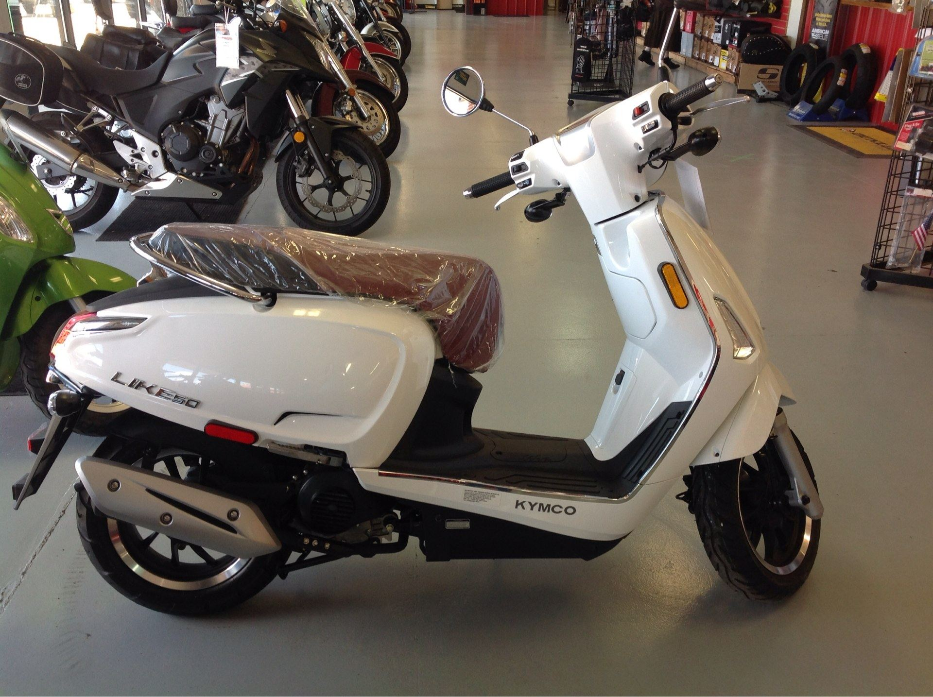 2019 Kymco Like 50i in Lafayette, Indiana - Photo 2