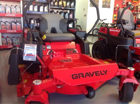 2019 Gravely USA ZT X 52 Kawasaki Zero Turn Mower in Lafayette, Indiana - Photo 1