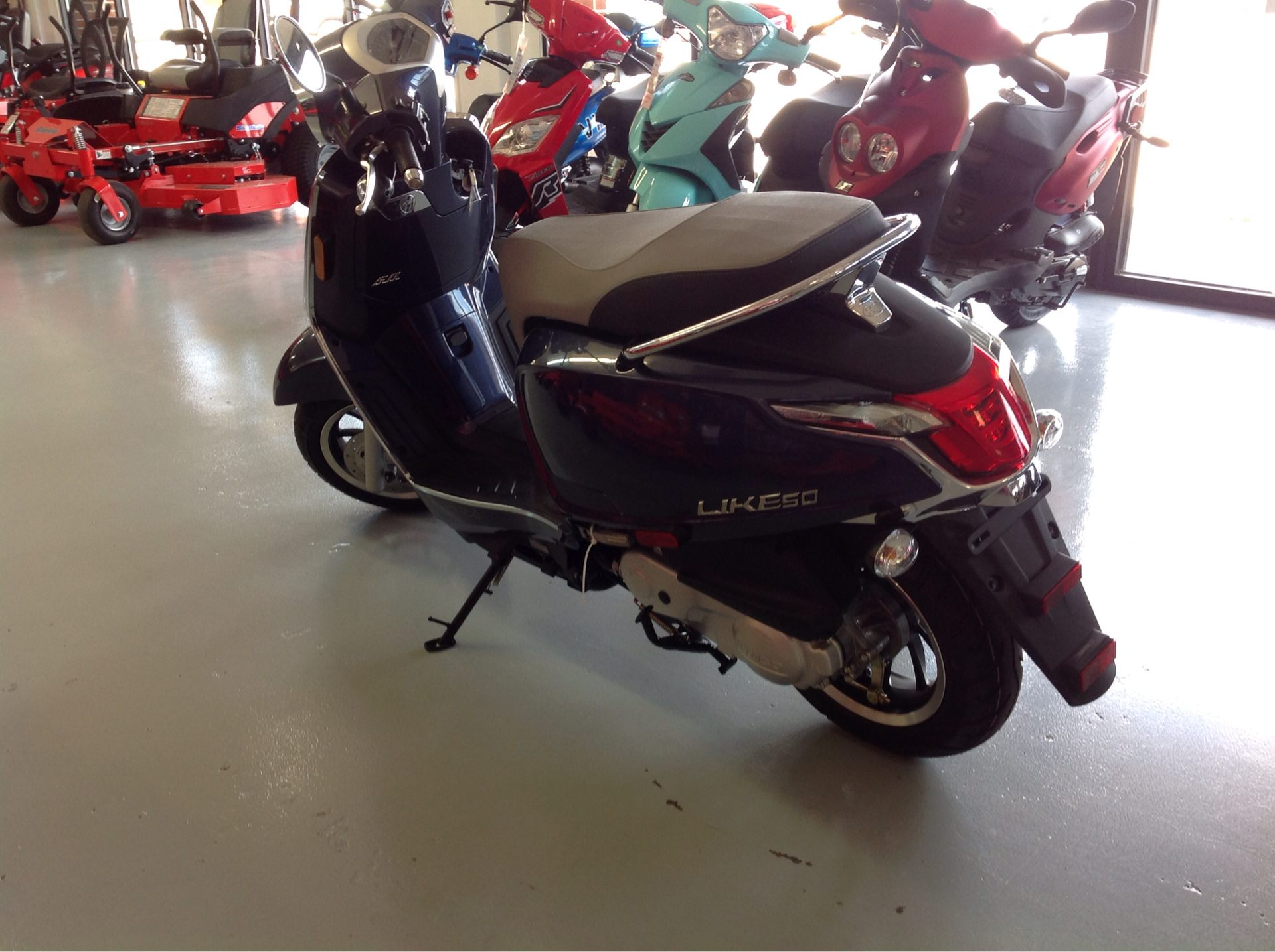 2019 Kymco Like 50i in Lafayette, Indiana - Photo 3