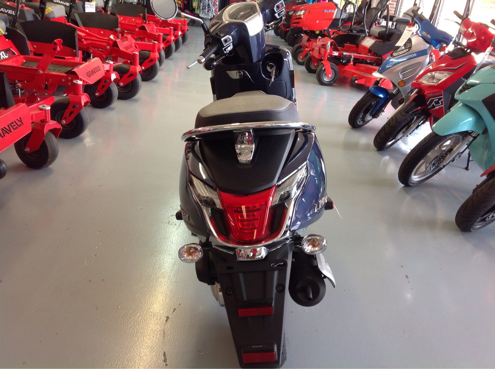2019 Kymco Like 50i in Lafayette, Indiana - Photo 4
