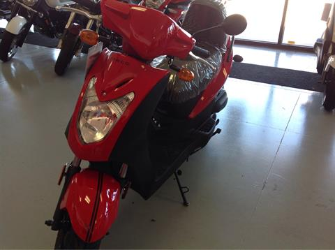 2020 Kymco Agility 50 in Lafayette, Indiana - Photo 1