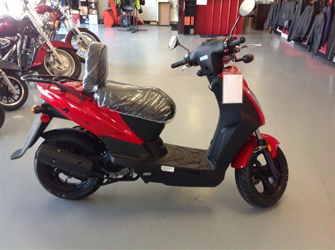 2020 Kymco Agility 50 in Lafayette, Indiana - Photo 2