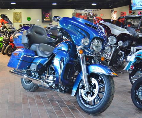 2014 Harley-Davidson Ultra Limited in Traverse City, Michigan