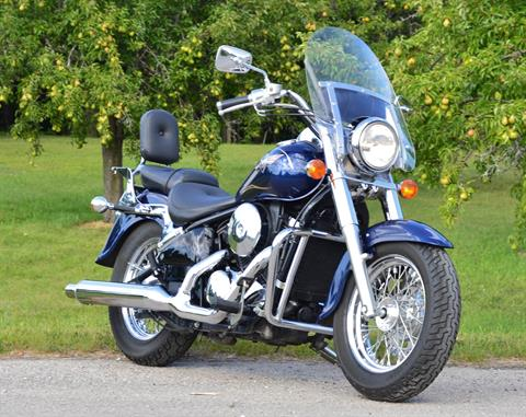 2004 Kawasaki Vulcan® 800 Classic in Traverse City, Michigan