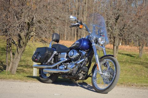 2007 Harley-Davidson Dyna® Super Glide® in Traverse City, Michigan