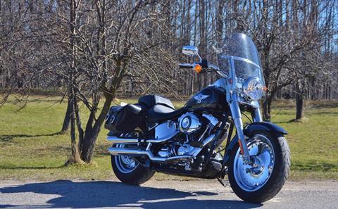 2013 Harley-Davidson Softail® Fat Boy® in Traverse City, Michigan