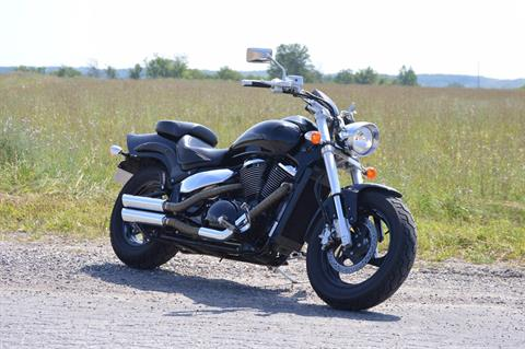 2007 Suzuki Boulevard M50 in Traverse City, Michigan