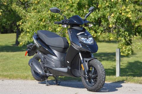 2012 Piaggio Typhoon 125 in Traverse City, Michigan