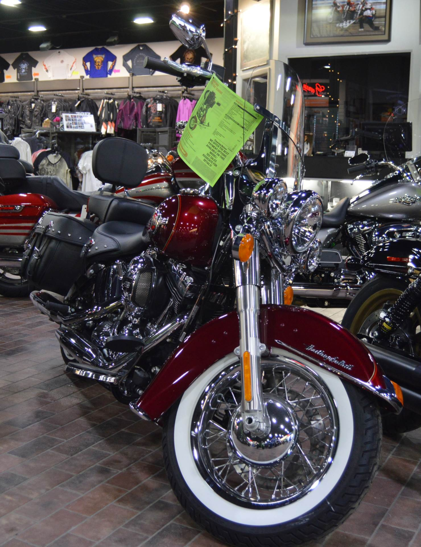 2017 Harley-Davidson Heritage Softail® Classic in Traverse City, Michigan