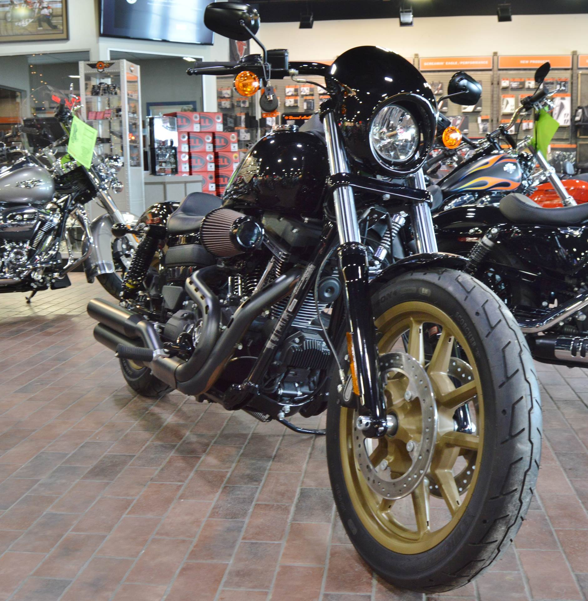 2017 Harley-Davidson Low Rider® S in Traverse City, Michigan